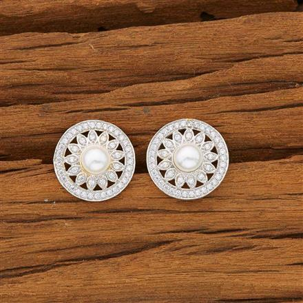 53734 American Diamond Tops with 2 tone plating