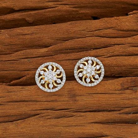 53804 American Diamond Tops with 2 tone plating