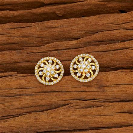 53805 American Diamond Tops with gold plating