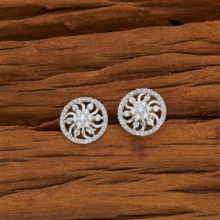 53806 American Diamond Tops with rhodium plating
