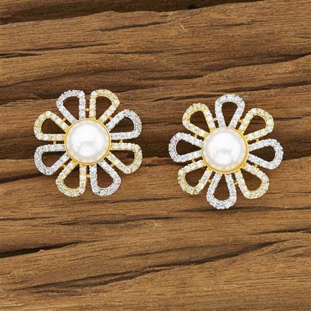 53899 American Diamond Tops with 2 tone plating