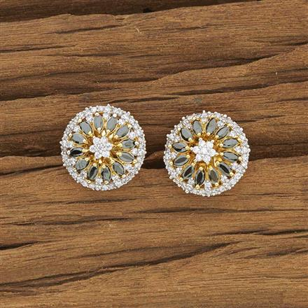 53900 American Diamond Tops with 2 tone plating