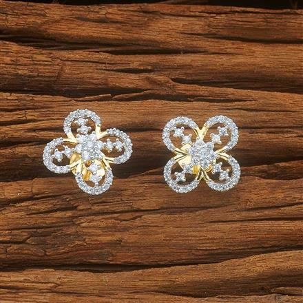 53999 American Diamond Tops with 2 tone plating