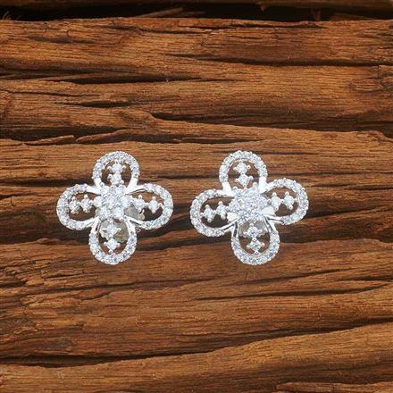 54000 American Diamond Tops with rhodium plating