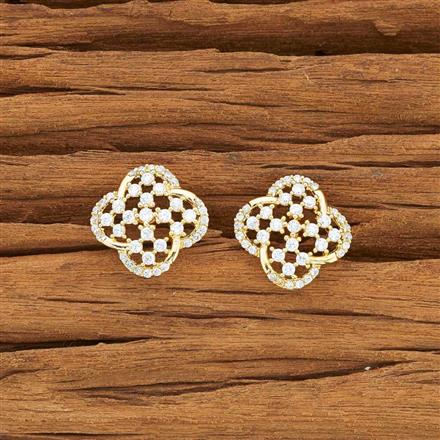 54126 American Diamond Tops with gold plating