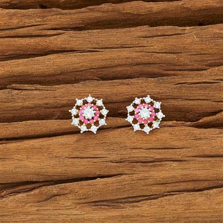 54133 American Diamond Tops with 2 tone plating