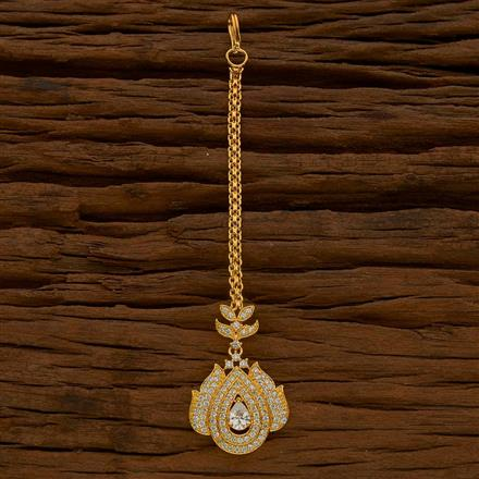 54728 CZ Classic Tikka with gold plating
