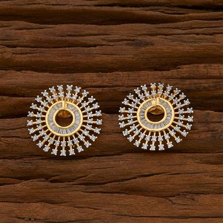 54736 American Diamond Tops with 2 tone plating