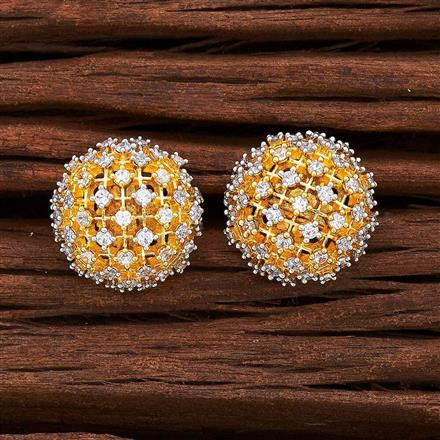 54967 American Diamond Tops with 2 tone plating