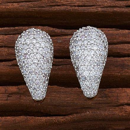 54972 American Diamond Bali with 2 tone plating