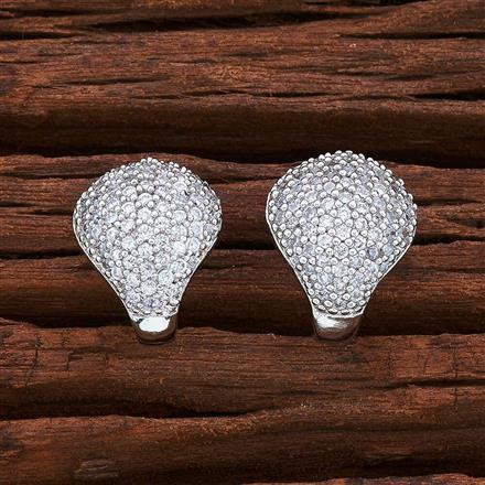 54977 American Diamond Bali with rhodium plating