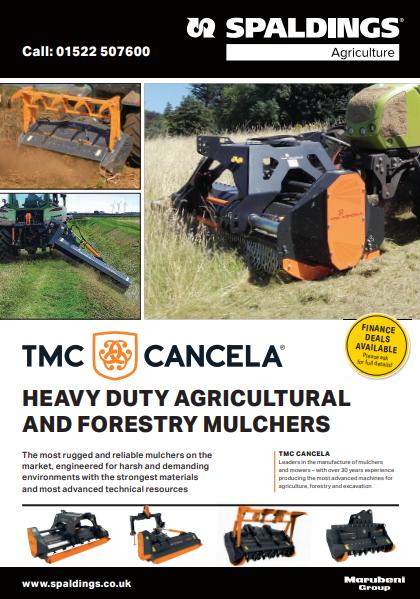 TMC Cancela Range Brochure