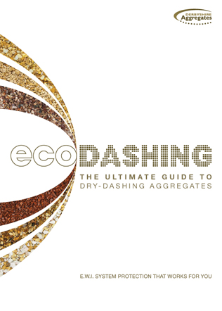 ecoDASHING - The ultimate guide to dry-dashing aggregates Brochure