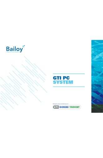 GTI PC SYSTEM Brochure