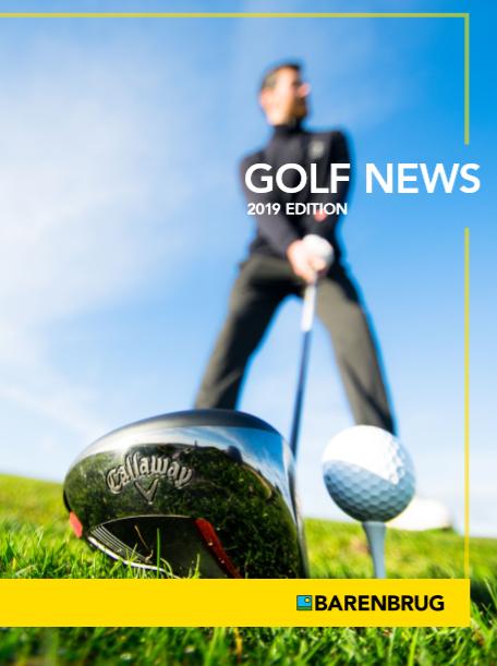 Barenbrug Golf News 2019 Brochure