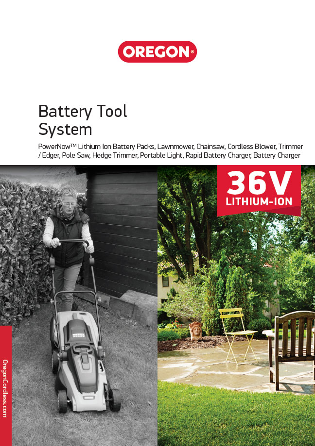 Battery Tool System Brochure