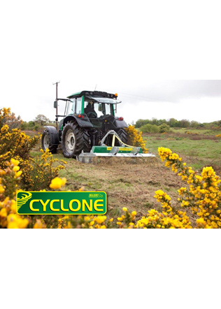 Cyclone Rotary Mower Brochure