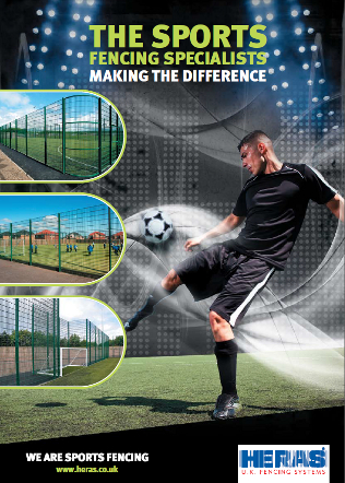 Heras Sports Brochure Brochure