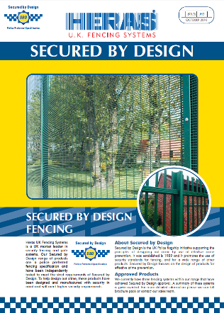 Secured By Design Heras Brochure