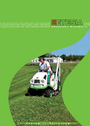 Etesia 92 Mowers 21 Brochure