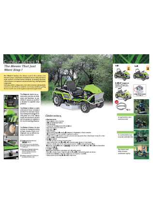 Grillo Climber 9 series Brochure