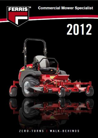 Ferris 2012 Commercial Mowers Brochure