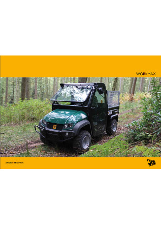 JCB Workmax UTV Brochure