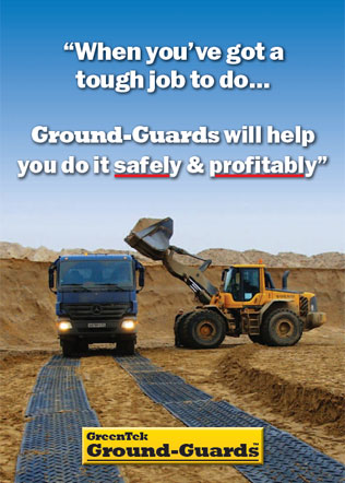 GreenTek Ground-Guards Brochure
