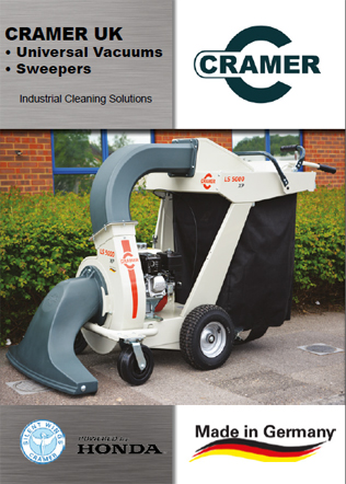 Industrial Cleaning Solutions Brochure