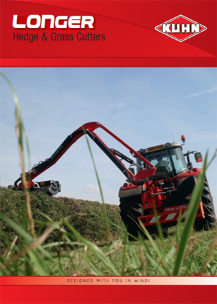 Longer - Hedge & Grass Cutters Brochure