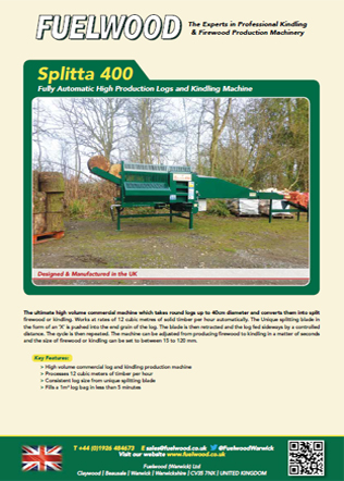 Splitta 400 Brochure