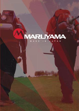 Maruyama Brochure