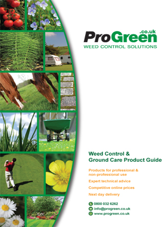 Weed Control & Ground Care Product Guide Brochure