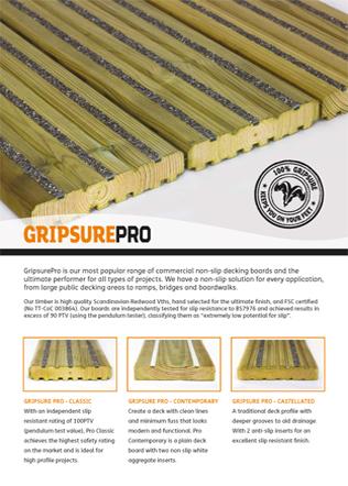 Gripsure Pro Brochure