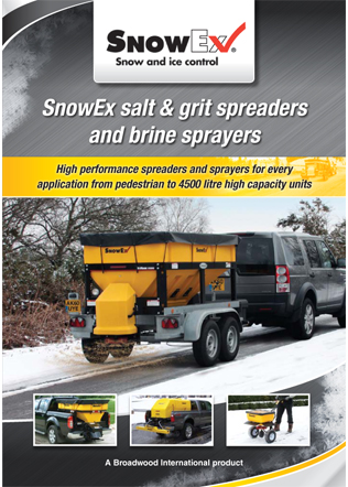 SnowEx V-Maxx Salt and Grit Spreaders Brochure