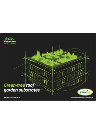 Green-tree roof garden substrates Brochure