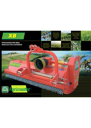 Agrimaster XB Brochure