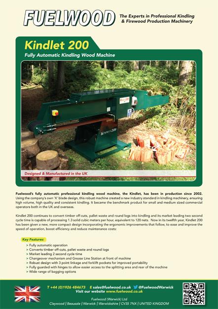 Kindlet 200 Brochure