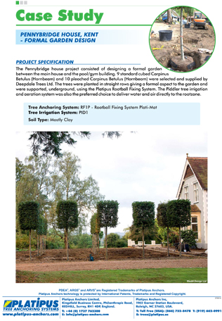 Case Study - Pennybridge House Brochure