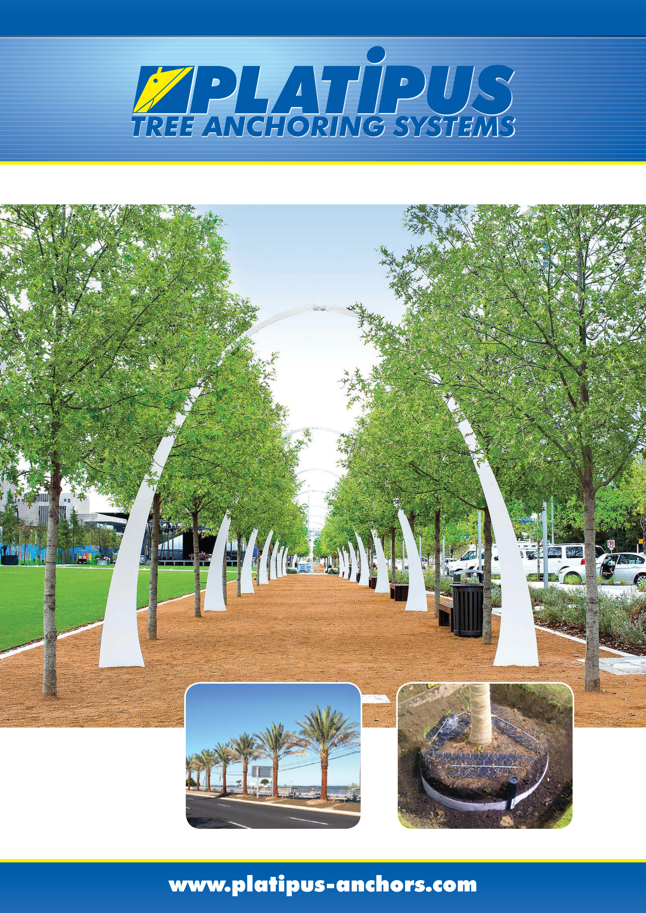 Platipus Tree Anchoring Systems Brochure Brochure