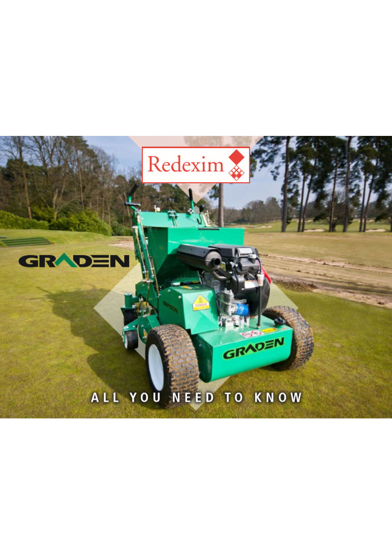 Redexim - All You Need To know Brochure