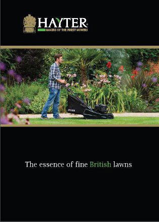 The essence of fine British lawns Brochure