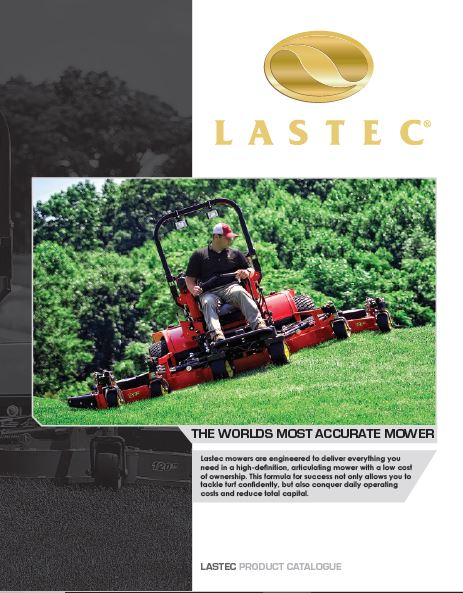 Lastec- The Worlds Most Accurate Mower Brochure