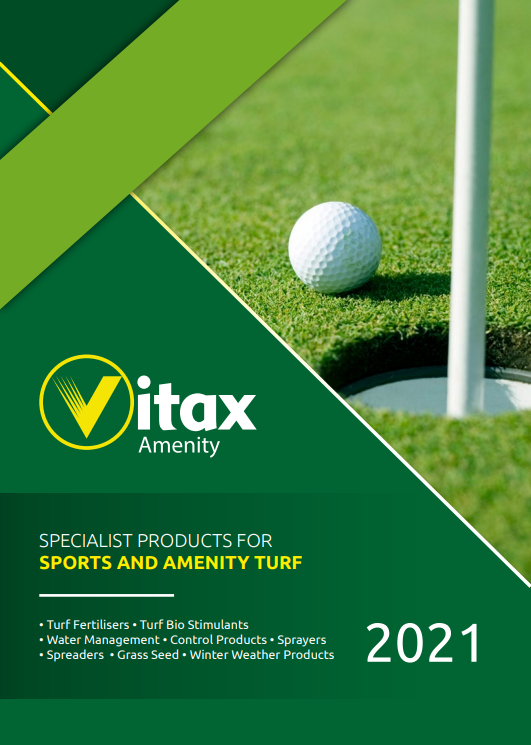 SPECIALIST PRODUCTS FOR SPORTS AND AMENITY TURF 2021 Brochure
