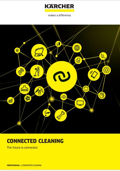 Connected Cleaning Brochure