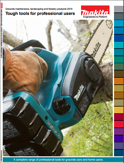 Grounds Maintenance, Landscaping & Forestry Products Brochure