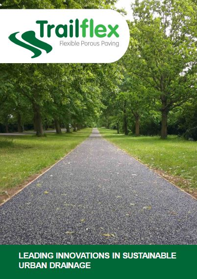 TRAILFLEX FLEXIBLE POROUS PAVING Brochure