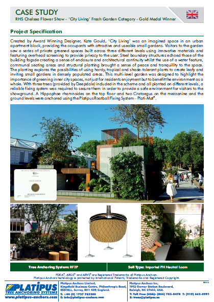 Case Study- Chelsea Flower Show Brochure