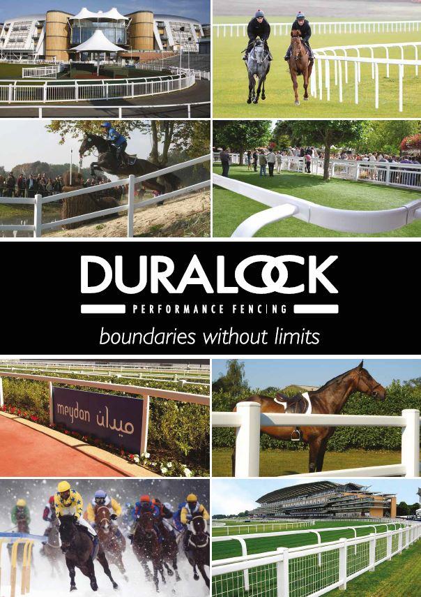 Equestrian A4 Brochure