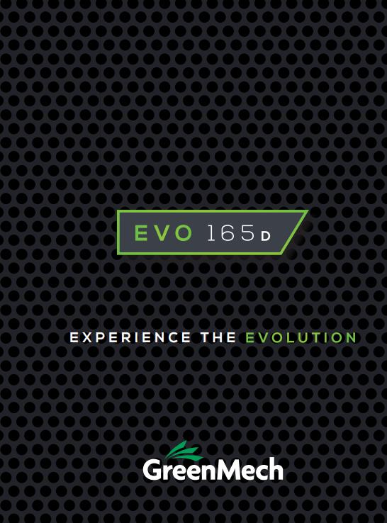 EVO 165D Brochure